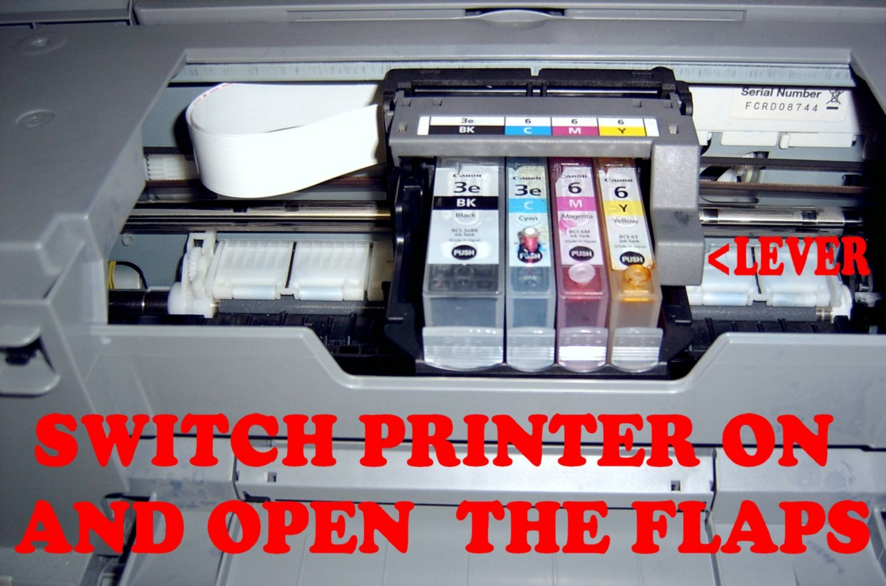 canon printer search by serial number