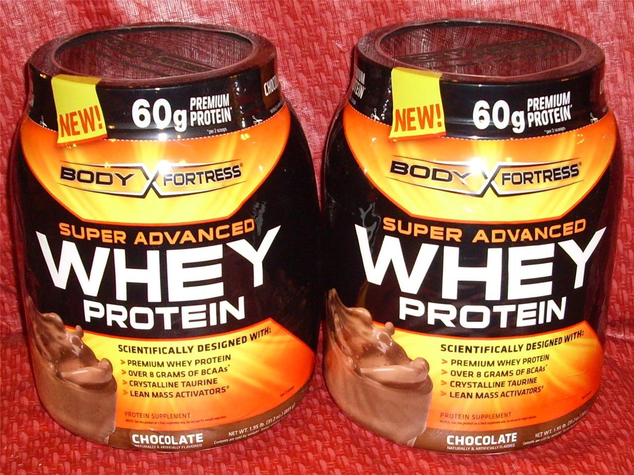 Whey protein 60g