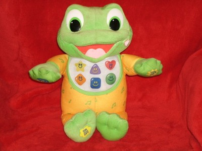 Hug and Learn Baby Tad by Leap Frog