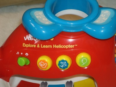 VTech - Explore and Learn Helicopter - Walmart.com