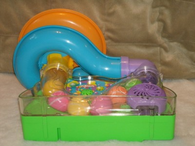 Air Tivity Ball Popper Cool Toy Playskool Come C