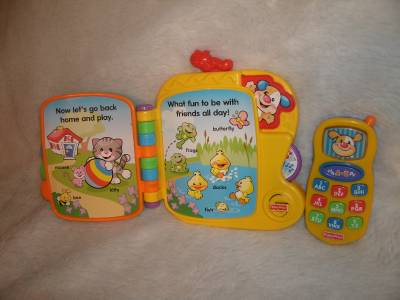 Fisher Price Cell Phone Laugh And Learn | eBay