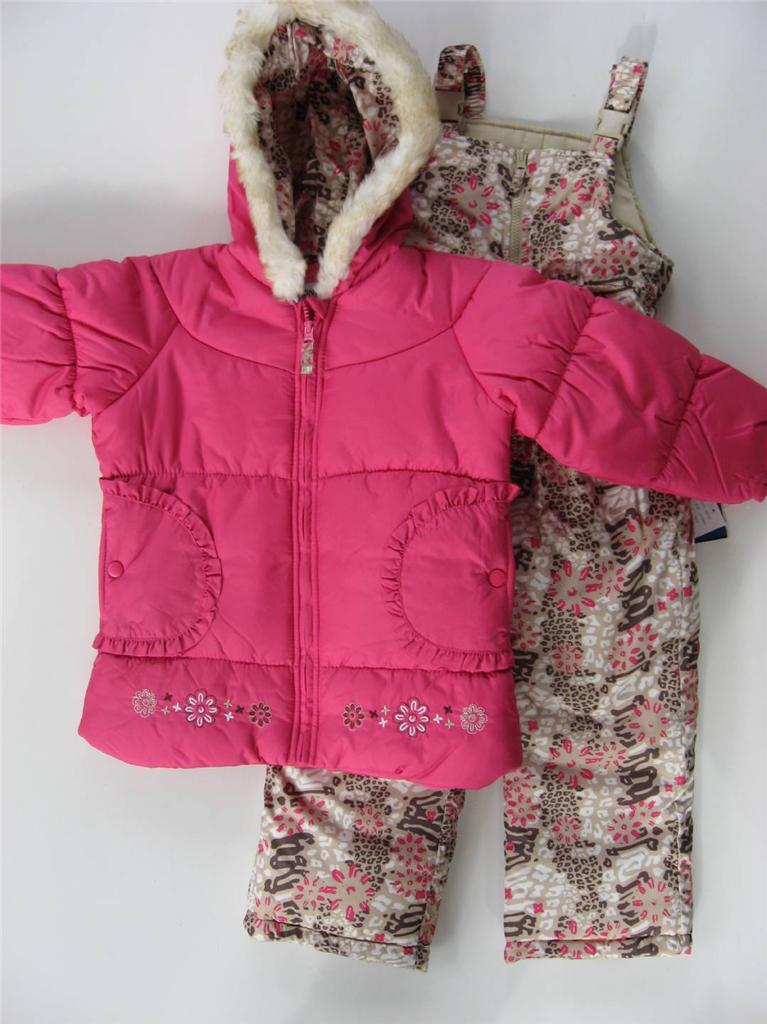 Girls 2T-4T For your little snow angel, we have a selection of girls toddler snow suits worthy for a princess! At this age, the snow is so fascinating to them, they will want to play all day.