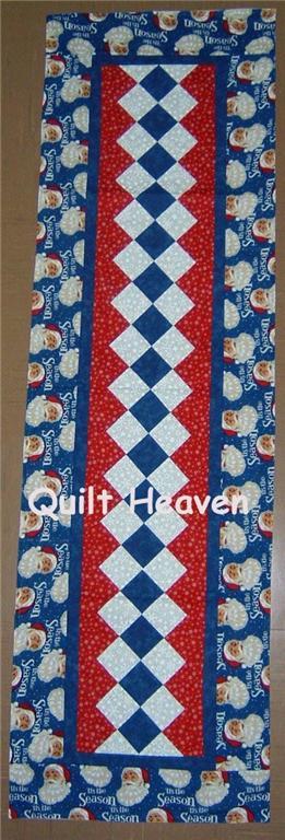 patchwork quilt stoff materialpackung tischl ufer. Black Bedroom Furniture Sets. Home Design Ideas