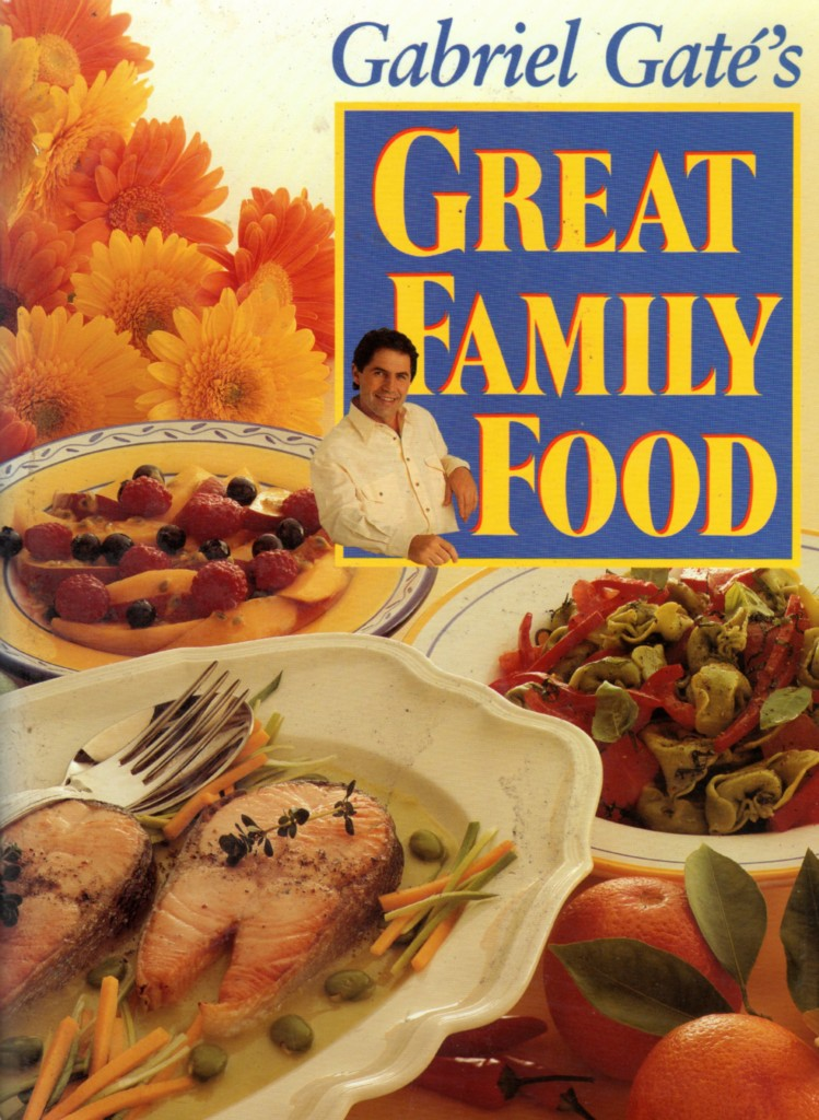 Cook book gabriel gate recipes food fish veges asian for Asian cuisine books