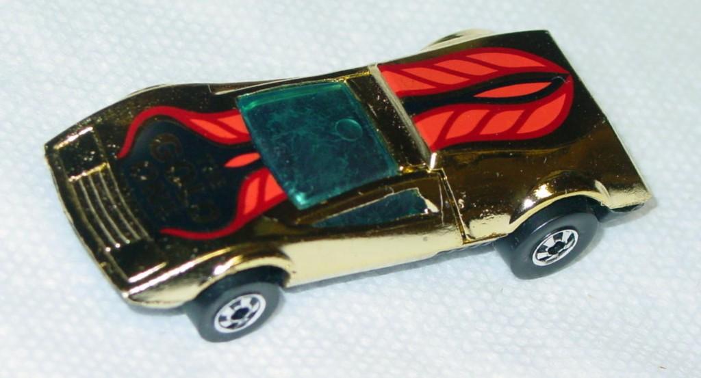 Blackwalls 6976 N 2 - Buzz Off Gold Chrome black wheels