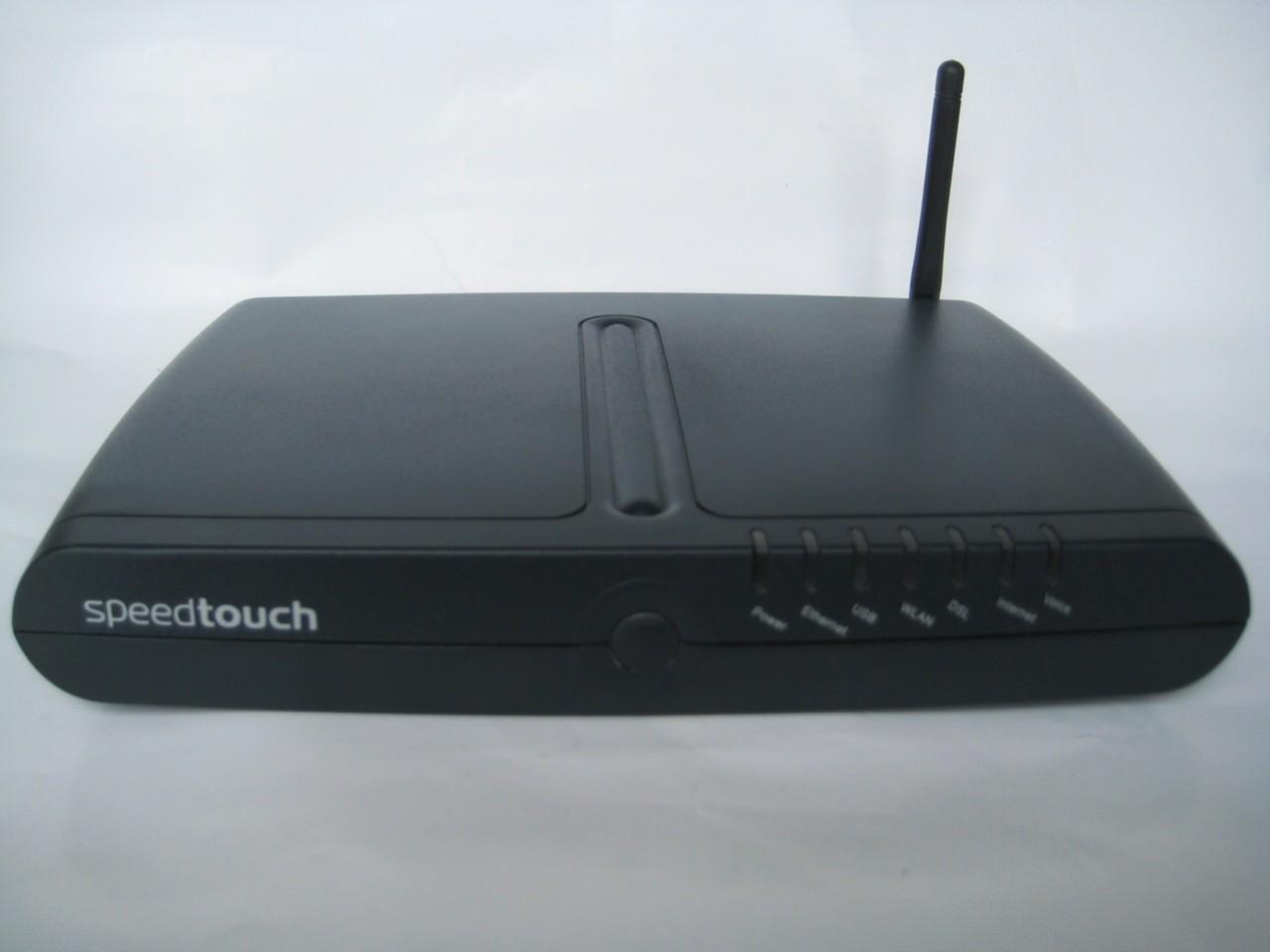 www speedtouch: