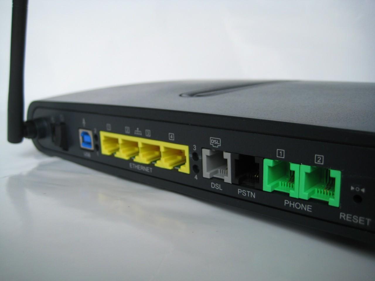 Thomson Speedtouch 780wl DSL ADSL 2+ Modem Wireless VoIP ...