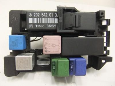 fuse box panel oem mercedes w202 c class c180 c200 c220 c230 c240 c250 c280 202 ebay