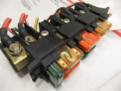 FUSE BOX PANEL OEM MERCEDES W140 S400 S420 S500 S600 1994