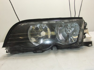 Headlight BMW 323i 325i 328i 330i M3 2000 2001 Coupe Convertible w Xenon Driver