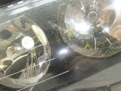 Headlight BMW 323i 325i 328i 330i M3 2000 2001 Coupe Convertible w Xenon Driver