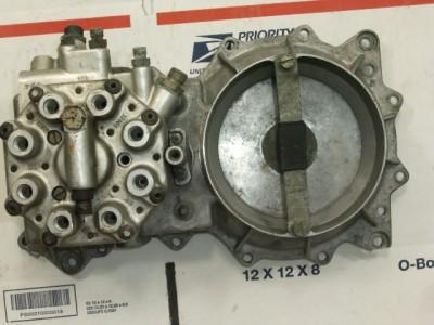Fuel Distributor Maf Mercedes 380se 380sel 380sec 380sl