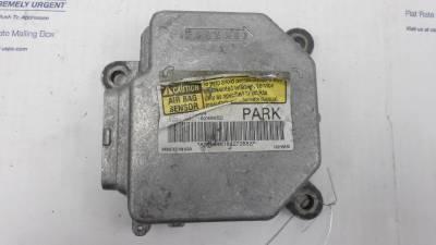 Airbag control module buick park avenue 1997 1998 1999 for 1999 buick park avenue window regulator