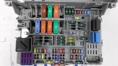 bmw e90 fuse box location  | 1280 x 720