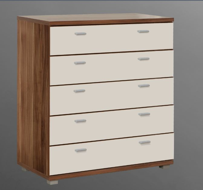 Walnut Black High Gloss 3 Drawer Wide Chest Of Drawers  : 479345288o from mattressessale.eu size 671 x 627 jpeg 36kB