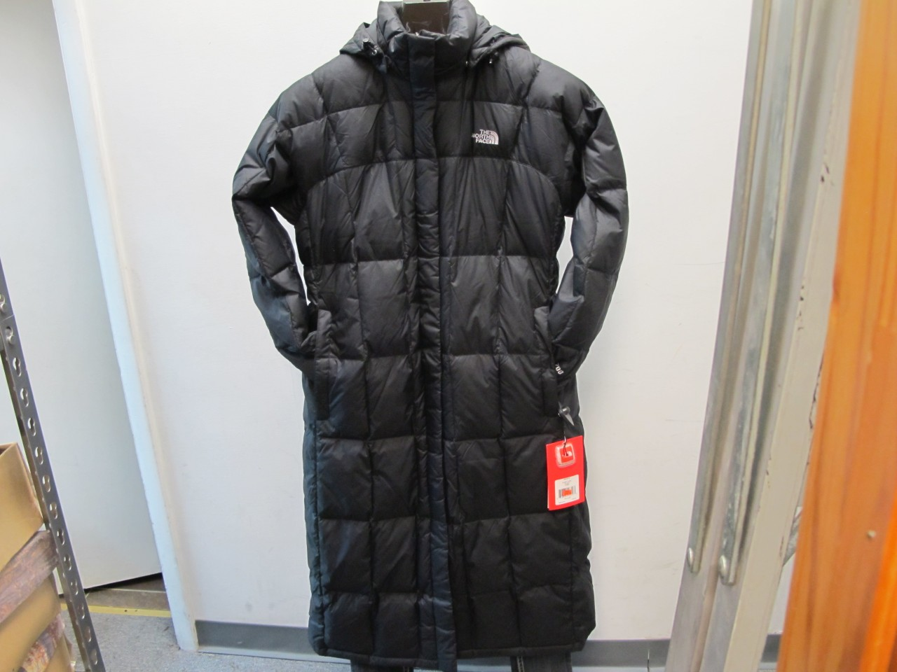 NEW-WOMENS-NORTH-FACE-TRIPLE-C-JACKET-ANHG001-BLACK