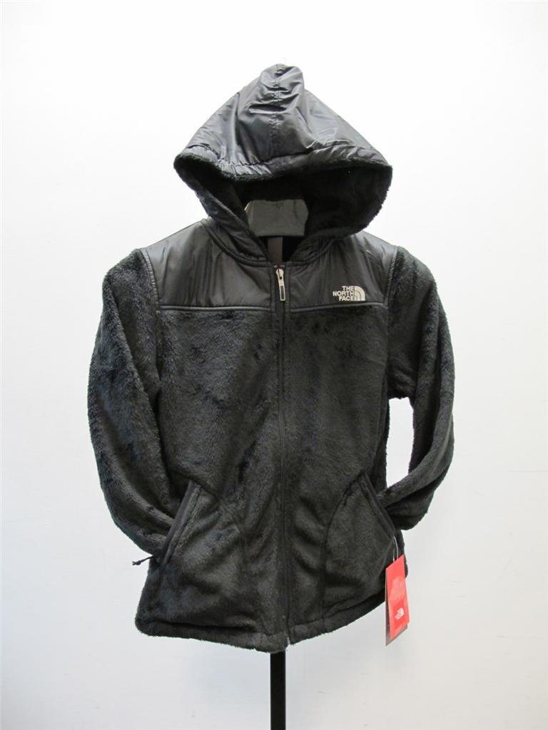 New Women's North Face Oso Hoodie TNF Black Perfect Fuzzy Cozy