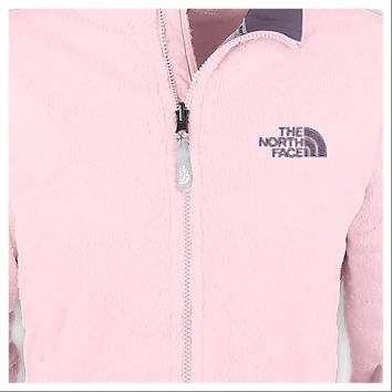 New-Womens-The-North-Face-Osito-Jacket-AAHY-Silken-Fleece-Coat-Pink-Ribbon