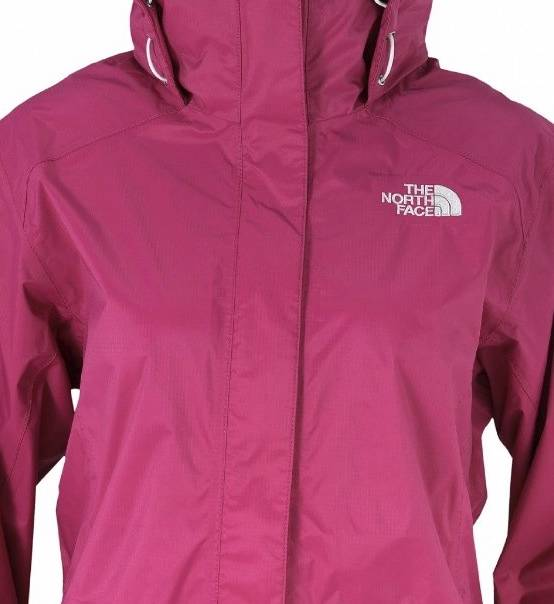 Womens-The-North-Face-Venture-Rain-Jacket-Waterproof-Hyvent-Fabric-ASOM-A57Y