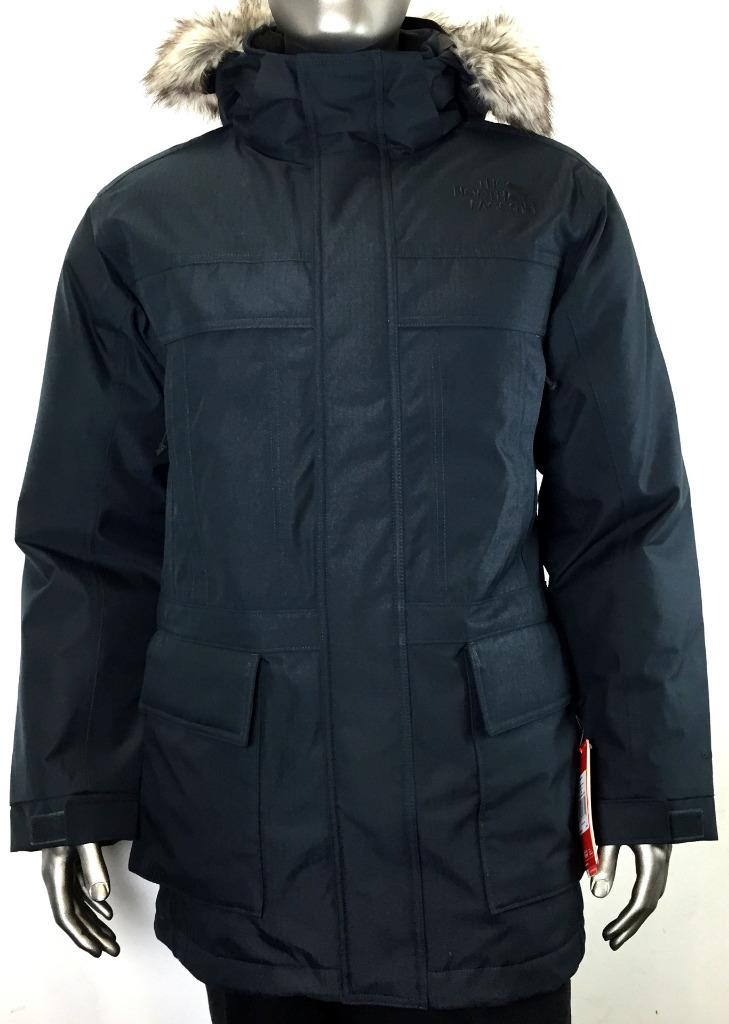new the north face men s mcmurdo parka ii 550 fill goose. Black Bedroom Furniture Sets. Home Design Ideas