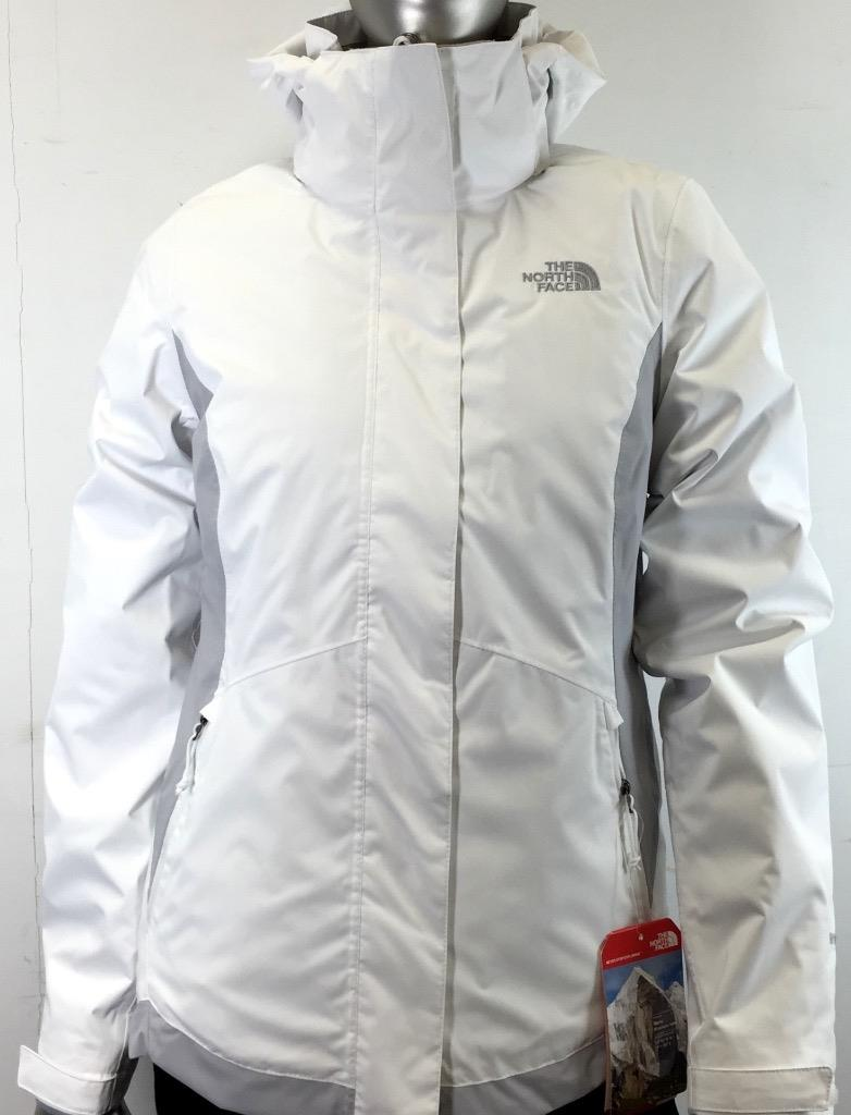 North face waterproof jacket women
