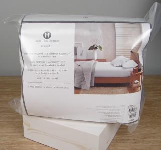 $270 Macys Hotel Collection Modern Queen Sheet Set Ivory 100 ...