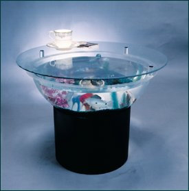 Aquarium Coffee Table Unique Home Decor Sale Ebay