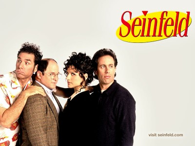 Seinfeld DVD box set Region 4 complete series DVD set