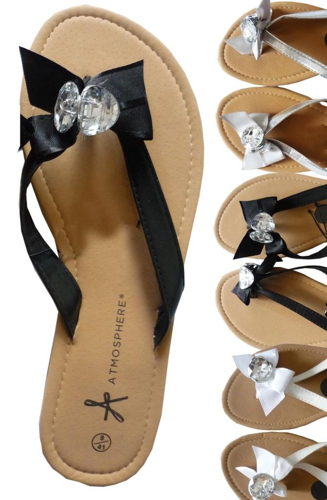 New-Diamante-Diamond-Gem-Look-Strappy-Flip-Flop-Sandals-Primark-3-4-5-6-7-8