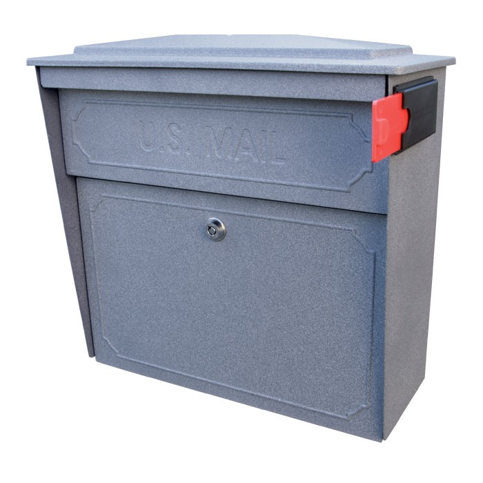 Mail Boss Locking Security Townhouse Mailbox Anti Theft Ebay