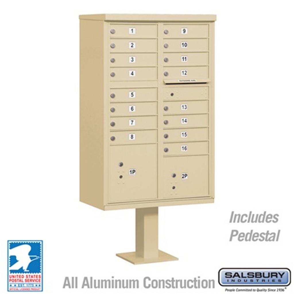 commercial cbu cluster box unit apartment mailbox 4 sizes 6 colors