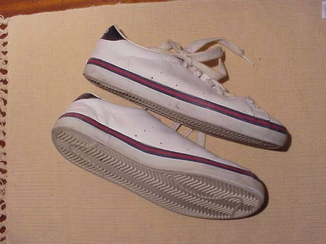 Details about Vintage Polo Ralph Lauren Tennis Shoes Ladies or Mens 8W