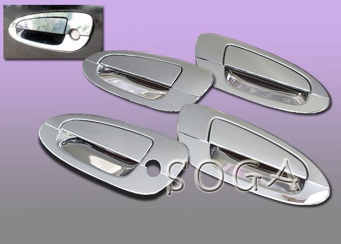 02 03 04 05 06 nissan altima chrome door handle cover for 02 nissan altima door handle
