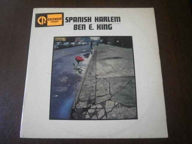 BEN-E-KING-OZ-LP-CALENDAR-RECORDS-SPANISH-HARLEM