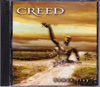 CREED-CD-1999-HUMAN-CLAY