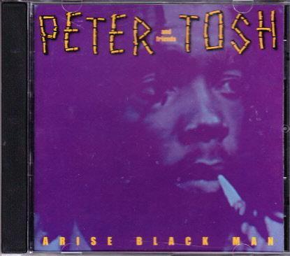PETER-TOSH-UK-CD-2000-ARISE-BLACK-MAN-BOB-MARLEY-TROJAN