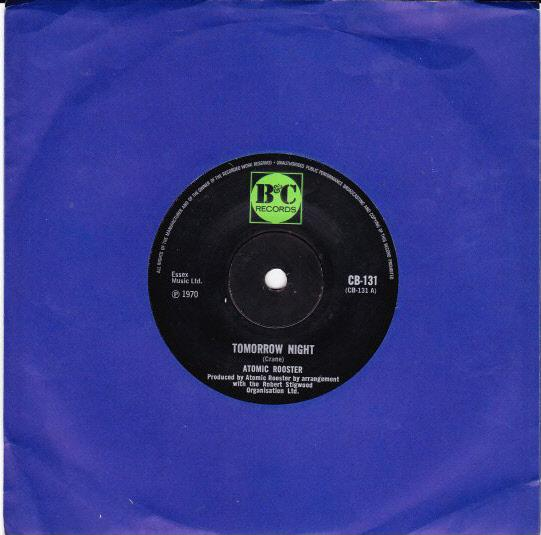 ATOMIC-ROOSTER-UK-45-70-TOMORROW-NIGHT-B-C-RECORDS