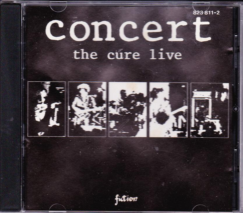 THE-CURE-OZ-84-CD-CONCERT-LIVE