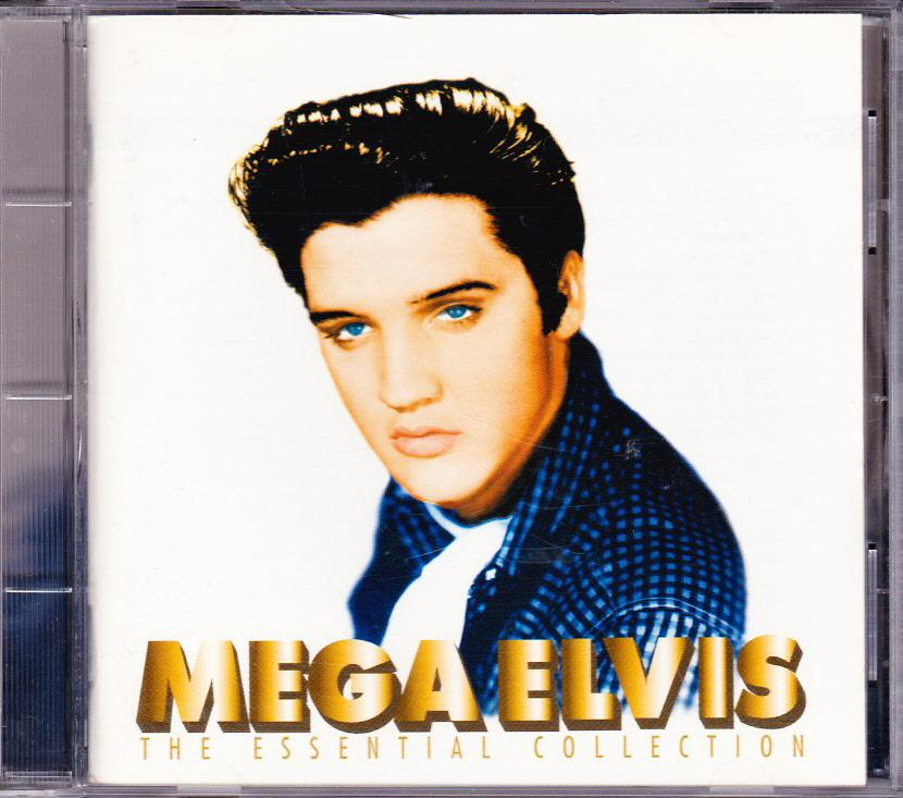 ELVIS-PRESLEY-JAPAN-95-CD-MEGA-ELVIS-THE-ESSENTIAL-COLLECTION-LOOP