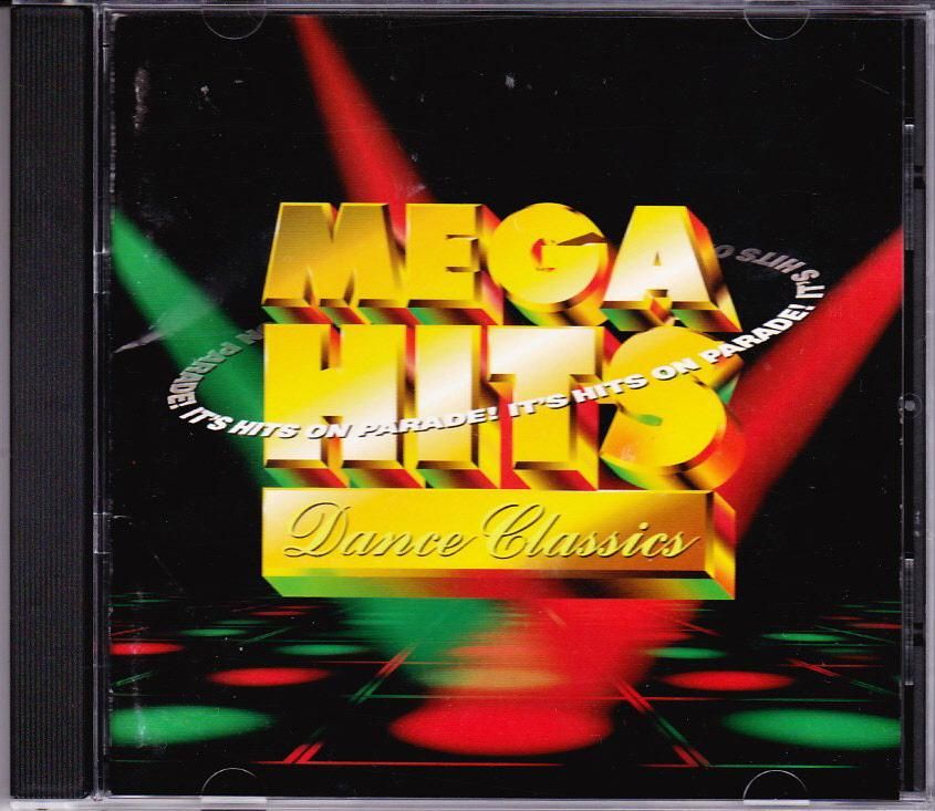MEGA-HITS-JAPAN-96-CD-DANCE-CLASSICS-LOOP-NO-BARCODE-COMPILATION