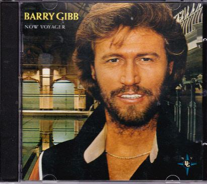 BARRY-GIBB-ORIG-WEST-GERMANY-CD-84-NOW-VOYAGER-BEE-GEES-RARE