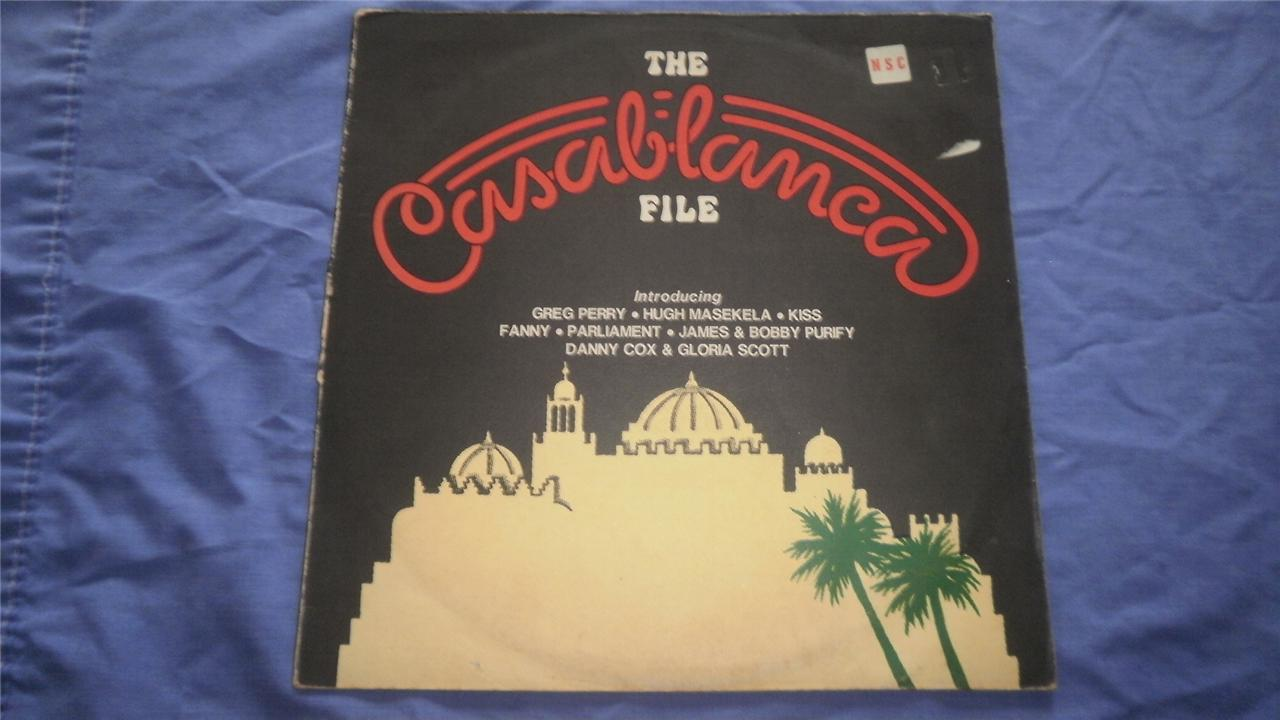 CASABLANCA-FILE-OZ-LP-75-SAMPLER-KISS-GLORIA-SCOTT-NORTHERN-SOUL