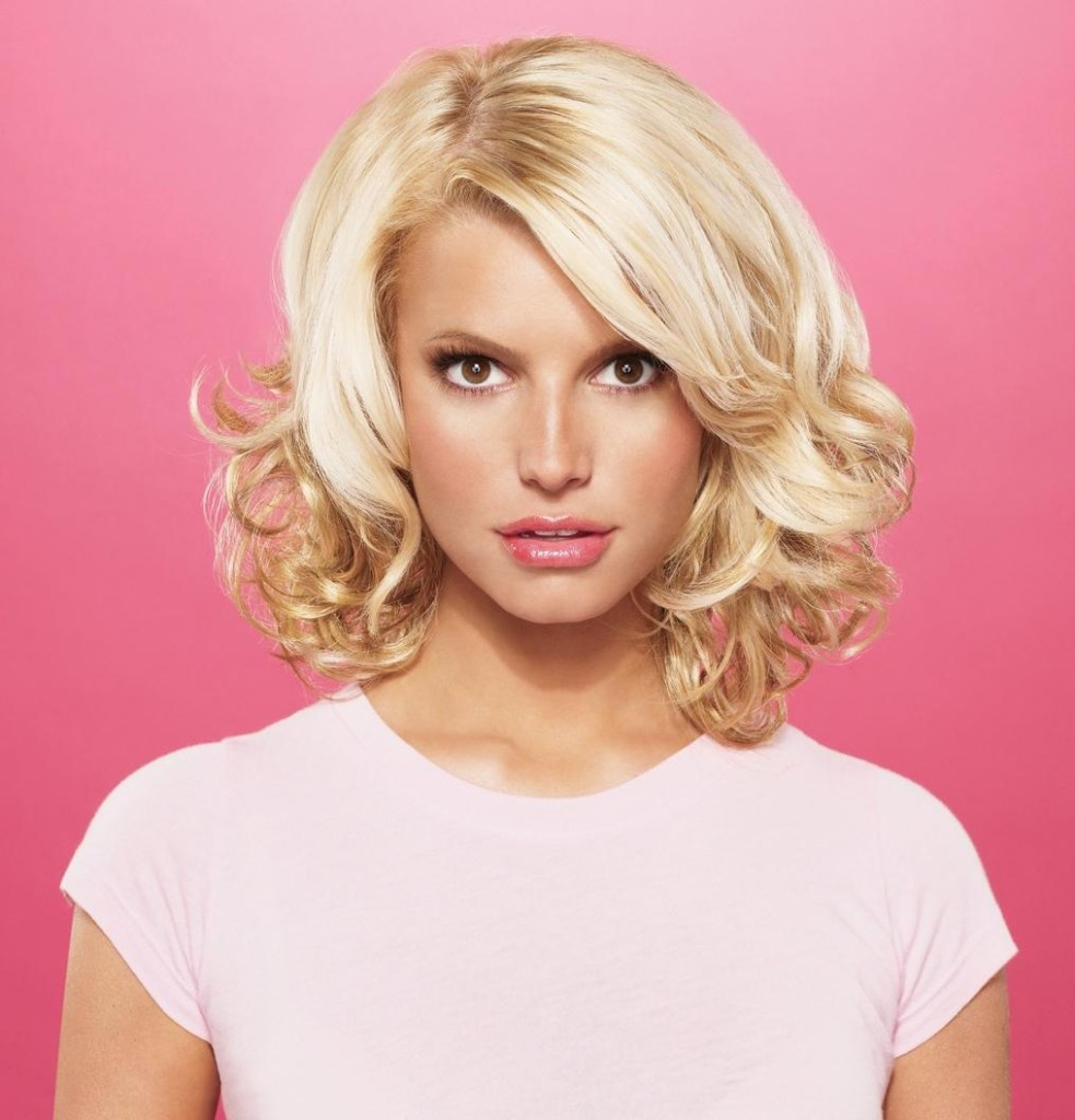 Jessica Simpson Curly Hair Extensions 75