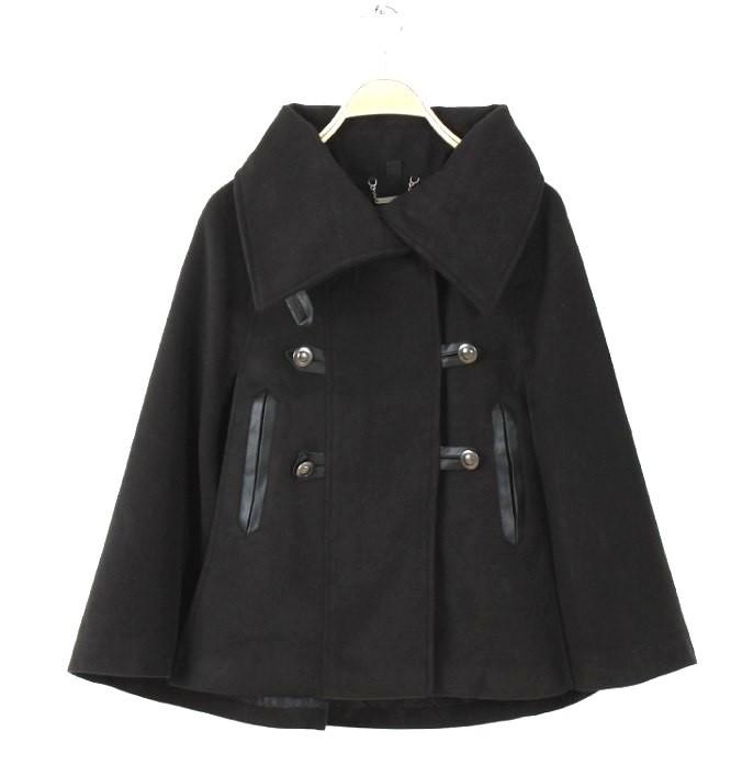 about Women Plus Size Winter Coat Poncho Cape Size 16 18 20 22 24 26