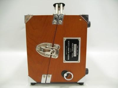 spirit of st louis radio alarm clock s o s l saint box. Black Bedroom Furniture Sets. Home Design Ideas