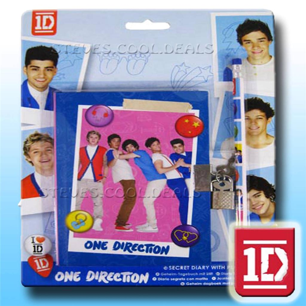 1D-ONE-DIRECTION-Official-Diarys-Signature-Gel-Pens-Pencils-Eraser-Poster-Books