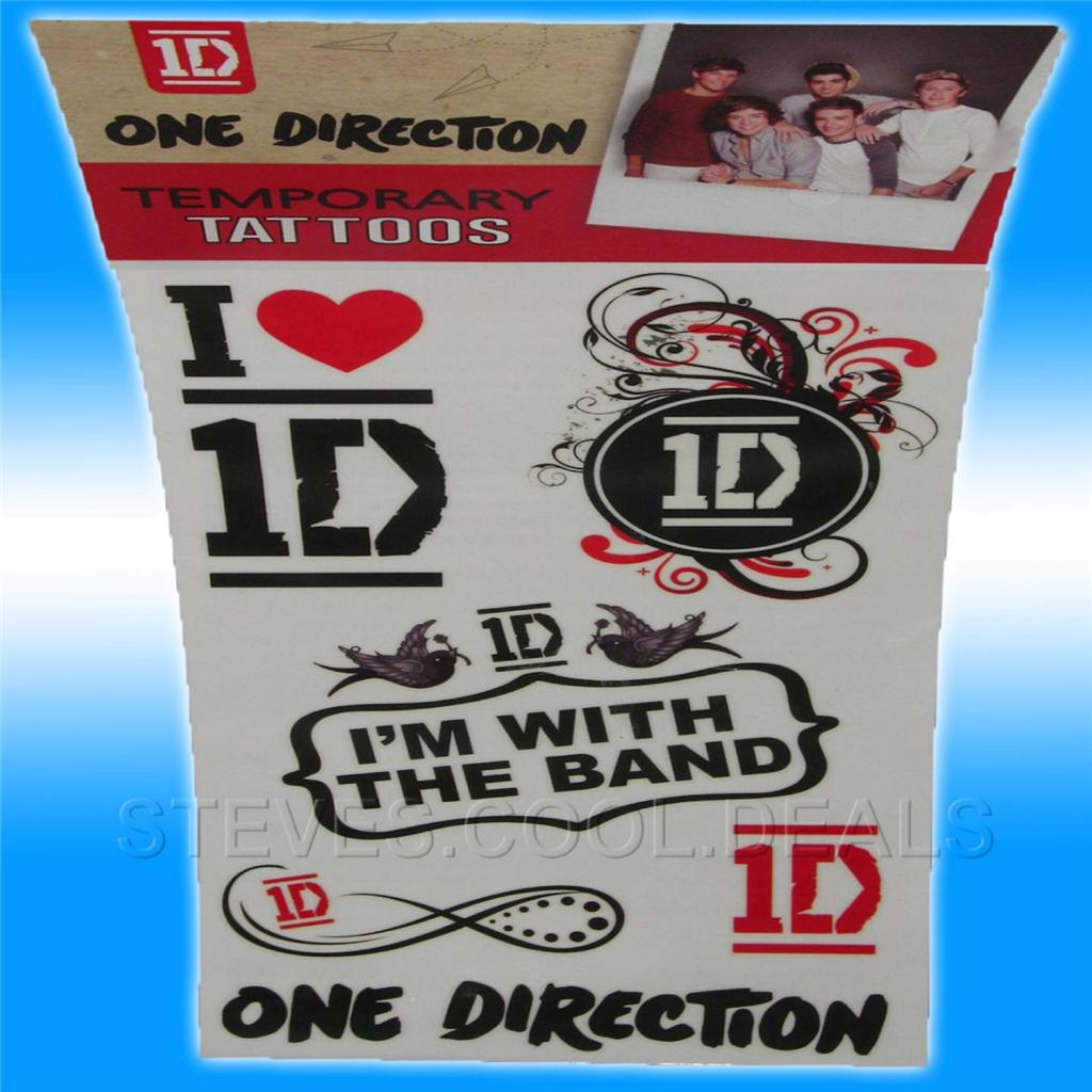 1D-ONE-DIRECTION-DIARY-GEL-PENS-PENCILS-BOOKS-TATTOO-SNACK-BOX-SWEETS-TRUMP-CARD