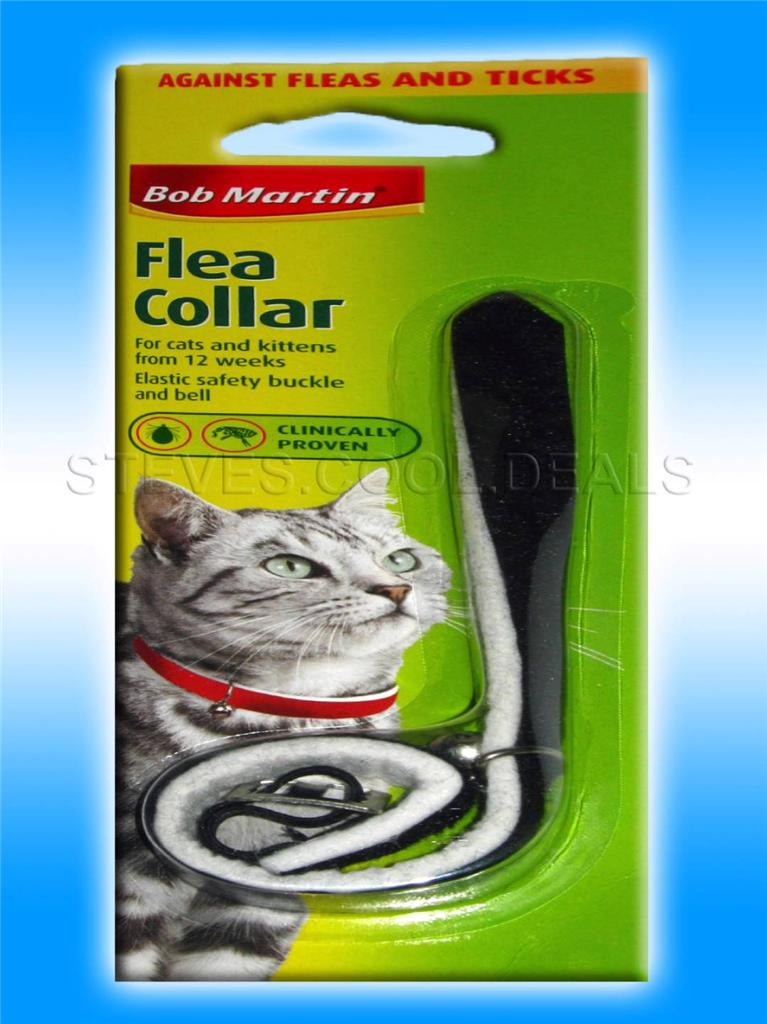 How Cat Collar Protects From Fleas