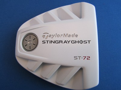 TaylorMade Stingray Ghost Putter Head ST-72 Prototype
